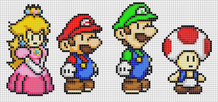 risoluzione e pixel